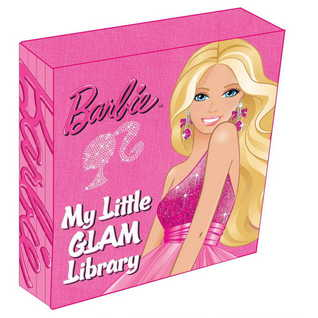 Barbie: My Little Glam Library