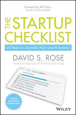 The Startup Checklist: 25 Steps to a Scalable, High-Growth Business Epub Download