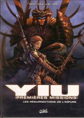 Les Résurrections de L'impure (Yiu premières missions, #2)