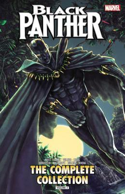 Black Panther by Christopher Priest: The Complete Collection, Vol. 3