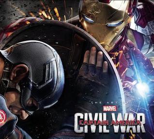 The Art Of Captain America Civil War