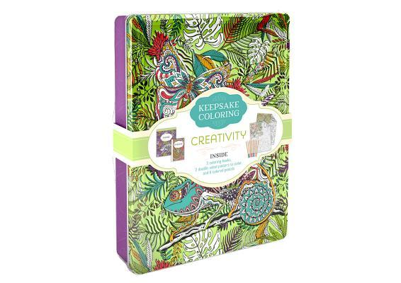 Keepsake Coloring Creativity