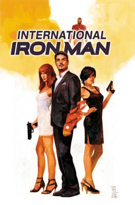International Iron Man, Volume 1
