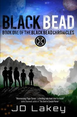 Black Bead by J.D. Lakey