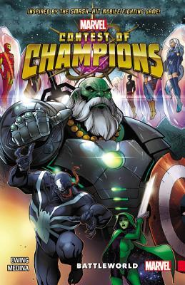 Contest of Champions, Vol. 1: Battleworld