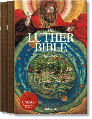 The Luther Bible of 1534 por Anonymous, Martin Luther, Stephan Fussel