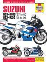 Suzuki GSX-R600 '97 to '00 - GSX-R750 '96 to '99