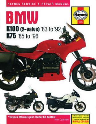 BMW K100 (2-Valve) '83 to '92 K75 '85 to '96