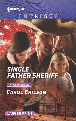 Single Father Sheriff (Target: Timberline #1)