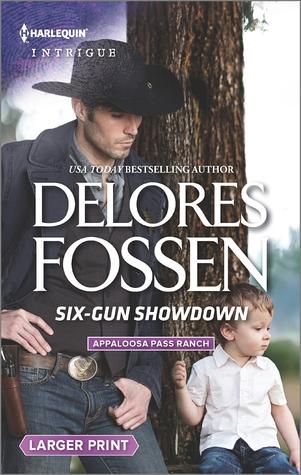 Six-Gun Showdown (Appaloosa Pass Ranch #5)