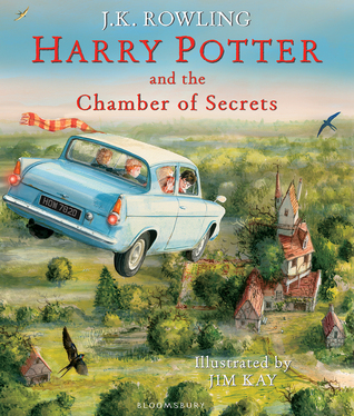 Harry Potter and the Chamber of Secrets (Harry Potter #2) – J.K. Rowling