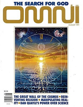 OMNI Magazine August 1991