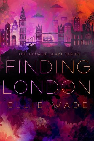 Finding London (Flawed Heart, #1)