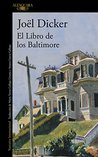 El libro de los Baltimore by Joël Dicker