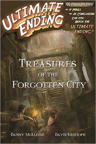 Treasures of the Forgotten City by Danny McAleese