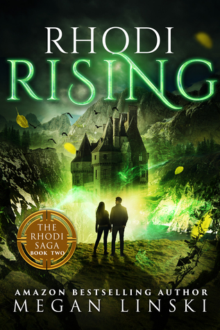 Rhodi Rising (The Rhodi Saga, #2)