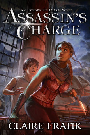 Fantasy review: 'Assassin's Charge' by Claire Frank