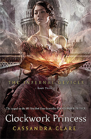Clockwork Princess(The Infernal Devices 3)