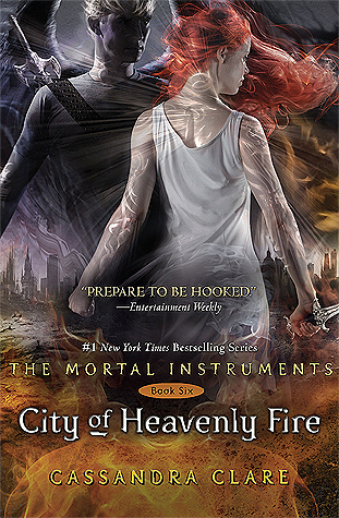city of heavenly fire the mortal instruments 6