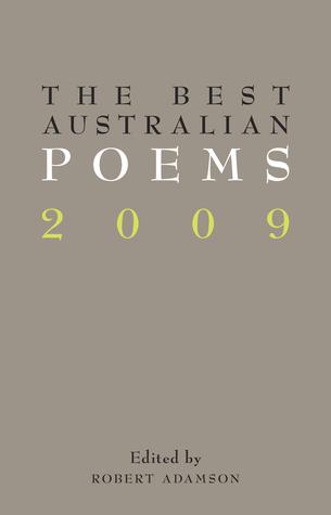 The Best Australian Poems 2009