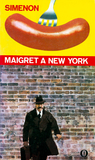 Maigret a New York by Georges Simenon