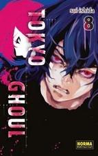 Tokyo Ghoul, Volumen 8 by Sui Ishida