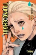 Tokyo Ghoul, Volumen 10 by Sui Ishida
