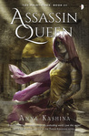 Assassin Queen (Majat Code, #3)