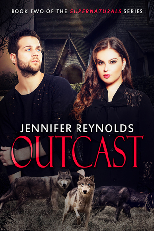 Outcast by Jennifer Reynolds