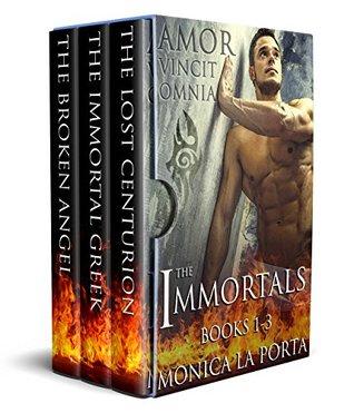 The Immortals - Books 1-3 (The Immortals Collection) by Monica La Porta
