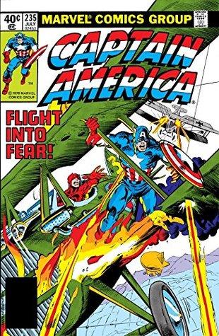 Captain America (1968-1996) #235
