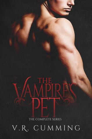The Vampire's Pet (The Vampyr, #1) by V.R. Cumming