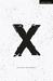 X by Alistair McDowall