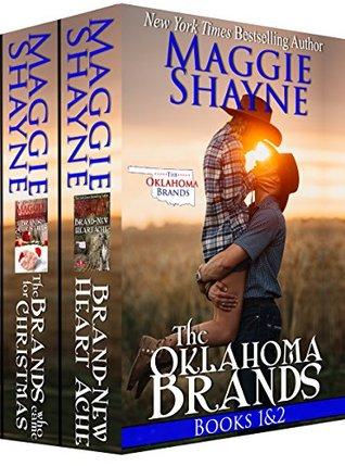 Oklahoma Brands Books 1 & 2: The Brands Who Came for Christmas & Brand-New Heartache