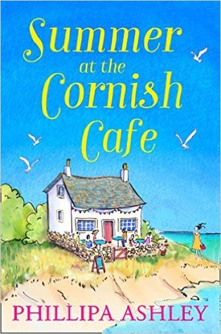 Summer at the Cornish Cafe (The Penwith Trilogy #1)
