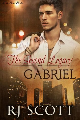 Release Day Review: Gabriel (Legacy Ranch #2) by RJ Scott