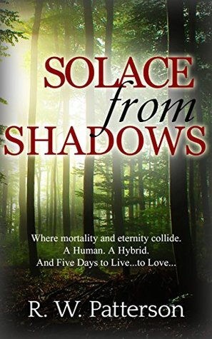Solace From Shadows: Where Mortality and Eternity Collide (Heart and Soul, #1)