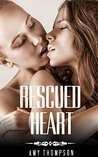 LESBIAN ROMANCE: Rescued Heart (First Time FF Romance Collection) (Contemporary New Adult LGBT Romance Collection)