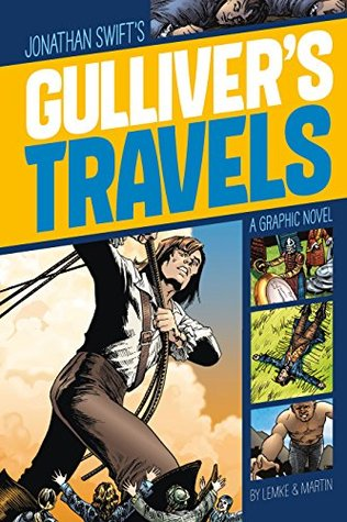 Gulliver's Travels (Graphic Revolve: Common Core Editions)