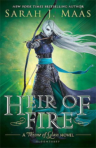 Image result for heir of fire goodreads