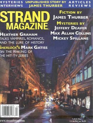 The Strand Magazine, February-May 2016 (The Strand...