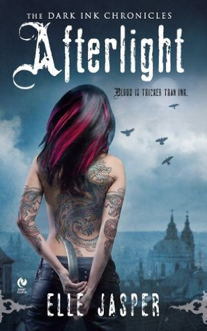 Afterlight(Dark Ink Chronicles 1)