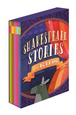 Shakespeare for Kids: 5 Classic Works Adapted for Kids: A Midsummer Night's Dream, Macbeth, Much ADO about Nothing, All's Well That Ends Well, and the Tempest