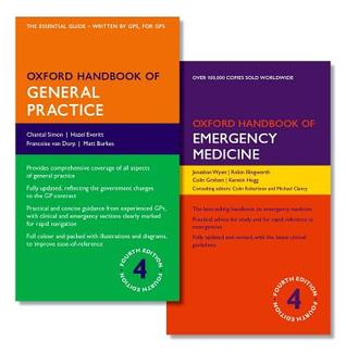 Oxford Handbook of General Practice 4e and Oxford Handbook of Emergency Medicine 4e