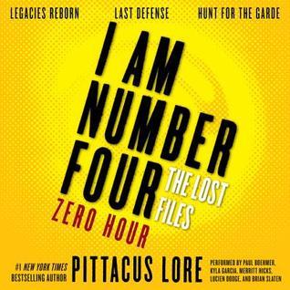 Zero Hour (Lorien Legacies: The Lost Files, #13-15)