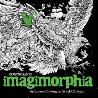 Imagimorphia An Extreme Coloring And Search Challenge By Kerby Rosanes