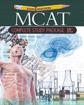 Examkrackers MCAT Complete Study Package 10th Edition