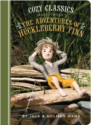 Cozy Classics: The Adventures of Huckleberry Finn por Jack Wang, Holman Wang