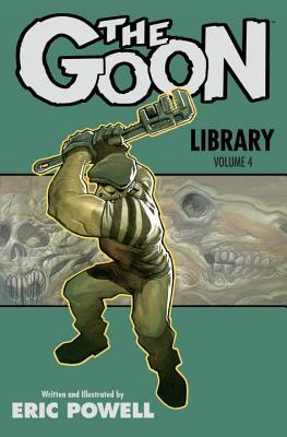 The Goon Library Volume 4