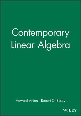 Contemporary Linear Algebra, Mathematica Technology Resource Manual